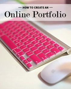 Don't have an online portfolio? You should! Click to learn how to create this essential career tool.