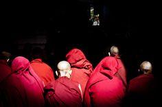 Prayer for long live His Holiness the Dalai Lama from Swoyambhu Stupa.