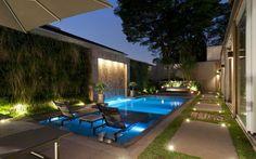Como ter uma piscina em casa - Arquitetura - iG