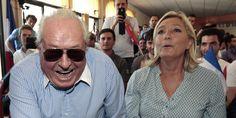 L'interview de Jean-Marie Le Pen au fondateur du 'Mouvement pour la remigration' viré du FN par Marine Le Pen