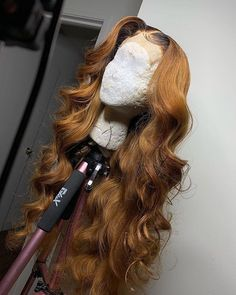 Shop our online store for Brown hair wigs for women.Brown Wig Lace Frontal Hair The Best Synthetic Lace Front Wigs From Our Wigs Shops,Buy The Wig Now With Big Discount. Best Lace Front Wigs, Synthetic Lace Front Wigs, Front Lace, Synthetic Wigs, Wig Styles, Curly Hair Styles, Natural Hair Styles, Frontal Hairstyles, Baddie Hairstyles