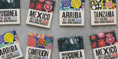 Macondo Chocolate Co — The Dieline - Branding & Packaging Design