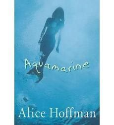 Aquamarine by Alice Hoffman. We've all seen the movie, but have you read the book? It's a bittersweet little story. <3