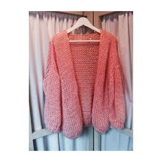 I'm in LOVE with these Bernadette Cardigan made by Valérie Delville!