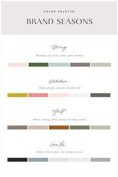 Create Your Brand Color Palette using Color Theory, Branding design, Branding Your Business, Personal Branding, Corporate Branding, Branding Ideas, Logo Branding, Web Design Tutorial, Fall Inspiration, What Is Fashion Designing, Color Psychology