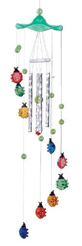 Spoontiques Ladybugs Acrylic Wind Chime Spoontiques, Inc,http://www.amazon.com/dp/B00B8OVI0S/ref=cm_sw_r_pi_dp_g8jZsb1NFCY050HC