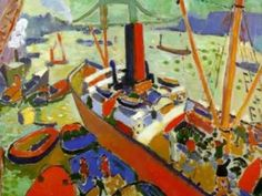 Fauvism Matisse and Derain youtube videos art education kid-safe for school