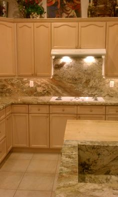 Kitchen Countertops by Melling Granite