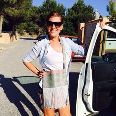 Bandolera gloriaca, Ibiza