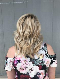 Highlights #hairbyashleytaylor #highlights #blondehair #blonde #healthyhair