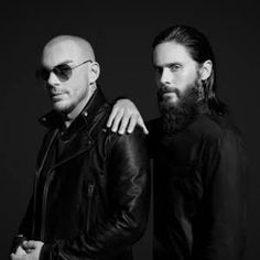 Thirty Seconds to Mars is coming to the Bank of New Hampshire Pavilion in Gilford, and they want you to play guitar on stage with them during the show. Jared Leto, Alternative Radio Stations, Alternative Music, Thirty Seconds To Mars, 30 Seconds, Stage, Life On Mars, Shannon Leto, Shows