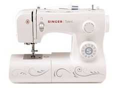 Singer Sewing Co - 3323.CL - Talent 23 Stitch Sewing, White