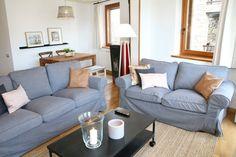Vista Aneu. Acogedor apartamento de estilo nórdico.