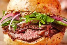 Recipe: Sirloin Steak Sandwiches | Kitchn
