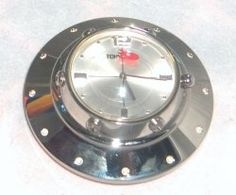 TokyoBay    Mini Time    UFO Clock Silver    NOW 30% Off    Brand New In Original Tin    Model CUFO    2001  SAVE 10% RIGHT NOW! I HAVE MARKED IT DOWN!!!    This...
