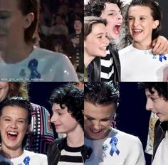 Find someone who looks at you the way Finn looks at Millie...♡
