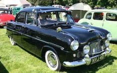 1951 - 1956 Ford Zephyr