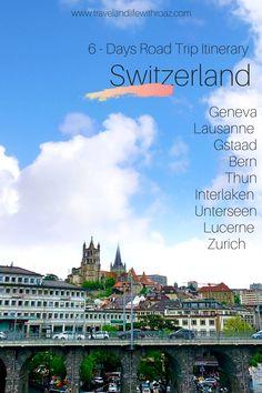 Lausanne, Bern, Adventure Awaits, Adventure Travel, Travel Around The World, Around The Worlds, Switzerland Trip, Beautiful Places To Travel, Budget Travel