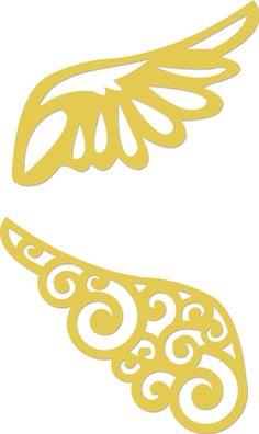 Decorative Die Wings