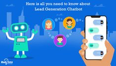 Lead generation is vital for improving sales. A lead generation chatbot will let you focus on other main responsibilities of a business rather than doing this particular task. Lead Generation, Need To Know, Family Guy, Technology, Marketing, Business, Fictional Characters, Tech, Tecnologia