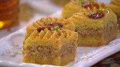 """Gâteau Recette facile de baklava """"baklawa""""  - la cuisine algérienne , Sa..."""