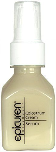 Epicuren Colostrum Cream Serum Moisturizer 4 Ounce ** Read more  at the image link.