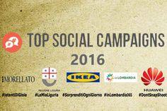 Top Social Campaigns 2016: campagne social media 2016 top
