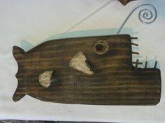 Peça em madeira de demolição, driftwood, peça exclusiva, madeira de barco antiga,https://www.facebook.com/sacroofficiumsc