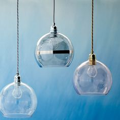 Louns pendant lamp: an easy way to add a touch of on-trend colour into your home