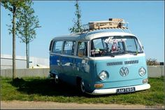 Volkswagen Type 2 Slammed Vw bus