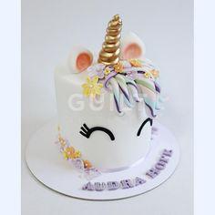 Unicorn Cake by Guilt Desserts
