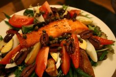 153 Best How To Nicoise Salad Addiction Images Healthy Food