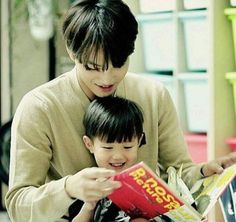 Kai would make an amazing father