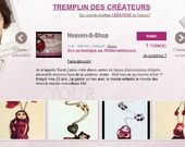 Tremplin des Créateurs Heaven'S Shop : Collier par heaven-s-shop
