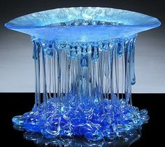 """Sea"" (jellyfish) - Daniela Forti"