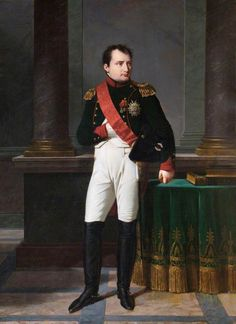 Napoleon Bonaparte was a French military and political leader who rose to prominence during the French Revolution and led ... As Napoleon I, he was Emperor of the French from 1804 until 1814, and again in 1815.