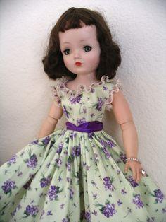 Dress for Madame Alexander Cissy - $45 - SOLD - DollDreamsbyNatalie.com