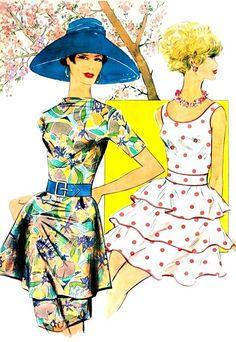 Frohne Modelle Frühjahr/Sommer 1968