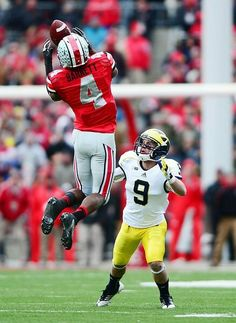 Along with Christian Bryant, C. Barnett gives Ohio State an experienced safety combo. Oregon Ducks Football, Ohio State Football, Ohio State Buckeyes, American Football, College Football, Oklahoma Sooners, Ohio State Vs Michigan, Florida State University, Florida State Seminoles