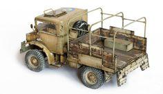 CHEVROLET 15 cwt ITALERI 1/35 Tamiya Model Kits, Tamiya Models, Jeep Willys, Ww1 Tanks, Model Tanks, Military Figures, Military Modelling, Rc Model, Chevrolet Trucks