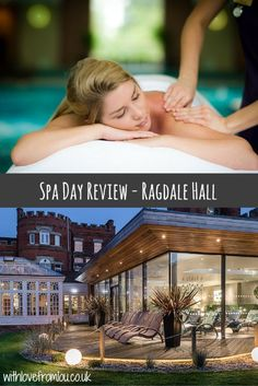 Ragdale Hall Spa Day Review. My thoughts on 'The Ragdale Experience'. Click here to find out more: http://withlovefromlou.co.uk/2015/05/spa-day-ragdale-hall/ #spaday #beautytreatments