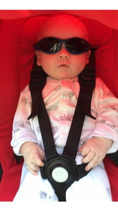 Tor looking too cool for his parents - awesome baby sunglasses Baby Sunglasses, Raising, Parents, Bear, Cool Stuff, Awesome, Cool Things, Be Awesome, Bears