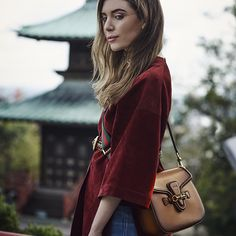 Gucci Lady Web Shoulder Bag. #ladyweb