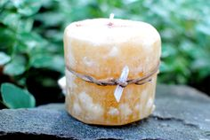 Enchanted Flame Candle - Golden Goddess Scent