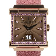 Image result for De Grisogono watches
