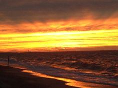 Sandy Neck Beach sunset- Cape Cod