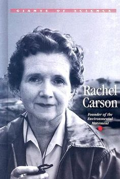 """The birth of the environmental movement and the EPA is largely credited to Rachel Carson, whose 1962 book """"Silent Spring"""" described the havoc DDT was wreaking on birds. Her work has saved countless lives — furred, feathered, finned, and human. Great Women, Amazing Women, Rachel Carson, Biologist, Famous Women, Famous People, Women In History, Our World, Strong Women"""