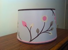 Popular items for painted lamp shade on Etsy
