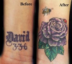 Name Cover Up Tattoo Ideas 1000 Images About Cover Up Ideas On ...