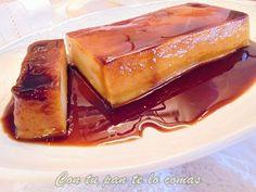 PUDIN DE MANZANA Y GALLETAS (Microondas)*༺✿ƬⱤღ  http://www.pinterest.com/teretegui/✿༻*
